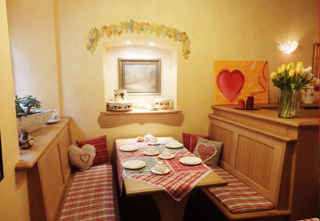 Petit déjeuner hôtel à l'Oriel