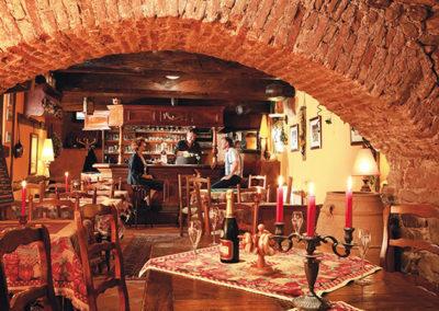 Bar de l'Hôtel à L'oriel